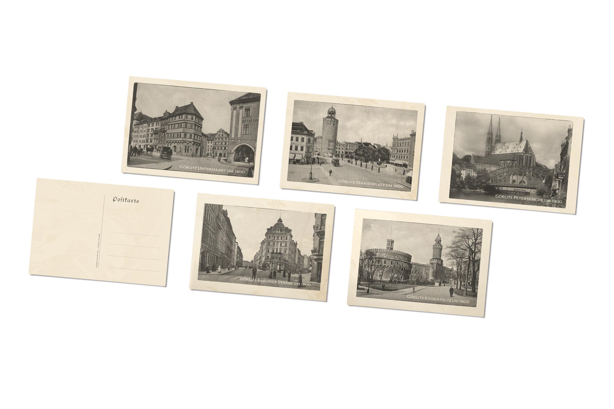 Postkarten Görlitz Kreation Mit Stil   Carola Glaser